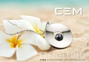 CEM-Titanium Kollektion